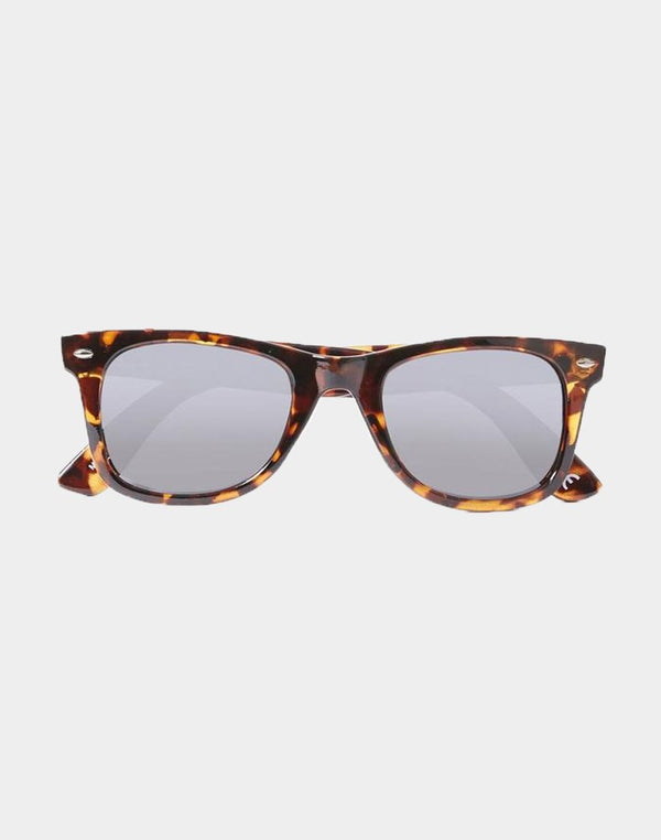 The Idle Man - Polarised Tortoise Shell Wayfarer