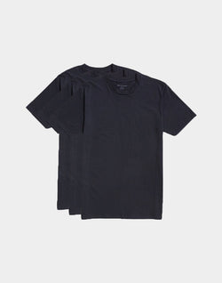 The Idle Man - Premium Classic T-Shirt 3 Pack Black