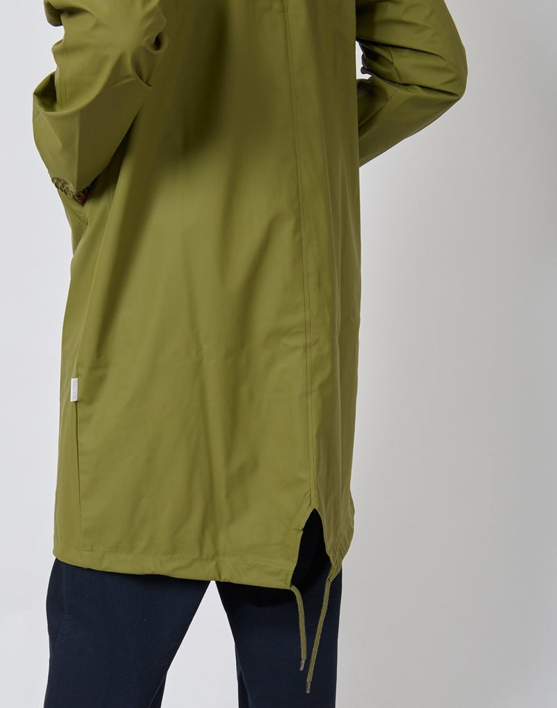 Rains - Fishtail Parka Sage