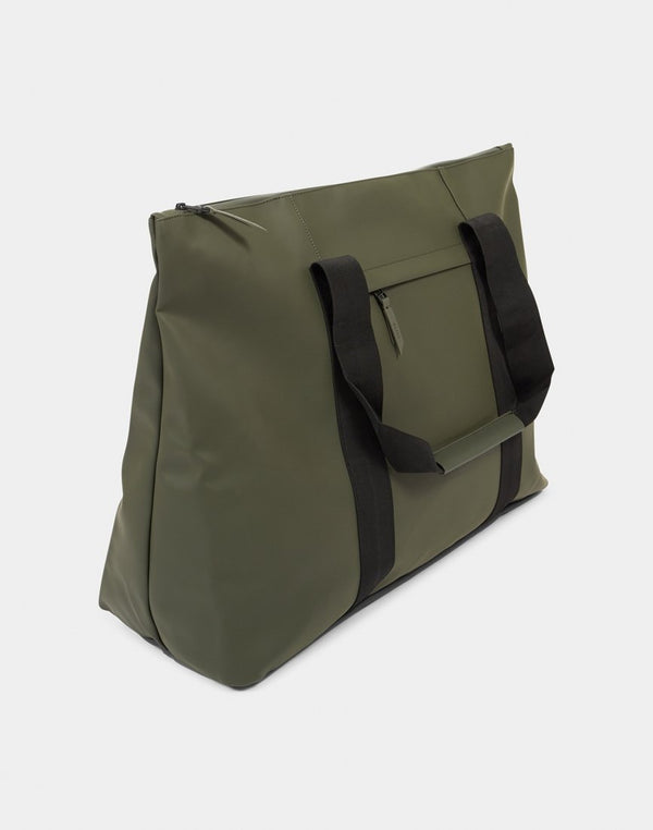 Rains - Weekend Tote Green