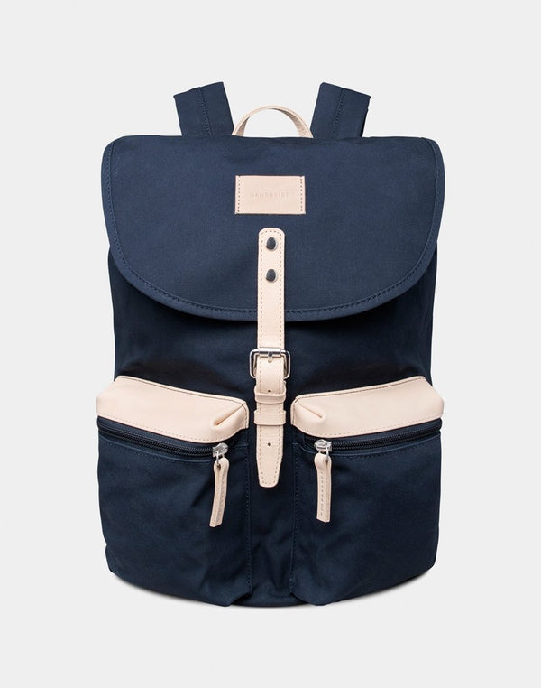 Sandqvist - Roald Grand Backpack Navy