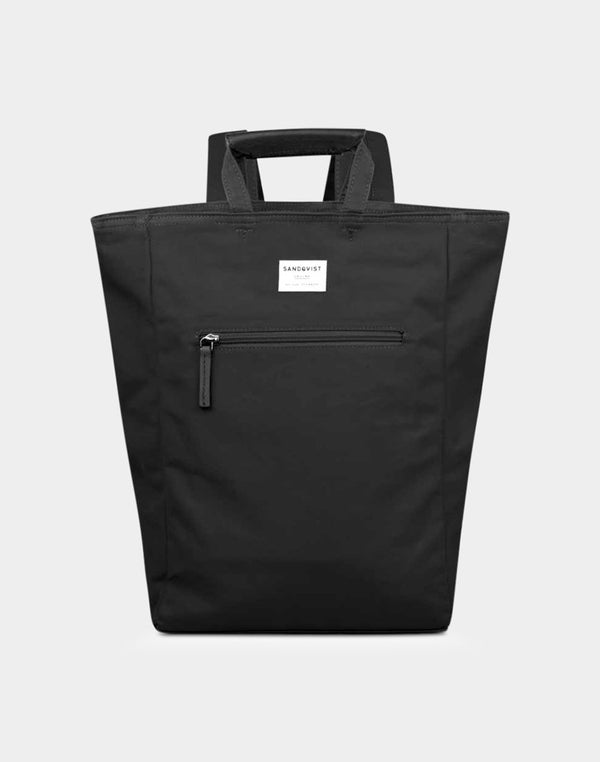 Sandqvist - Tony Backpack Black