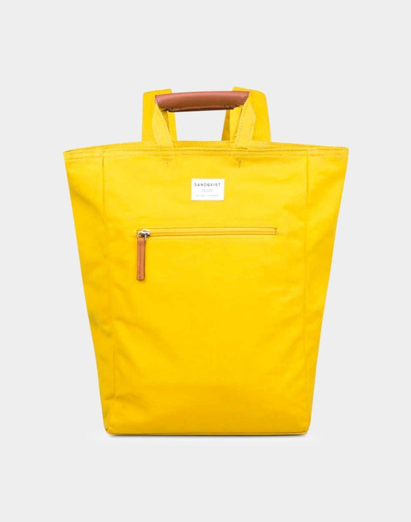 Sandqvist - Tony Backpack Yellow