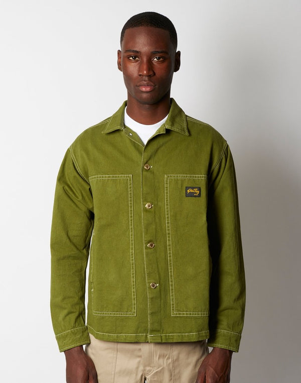 Stan Ray - Box Jacket Green