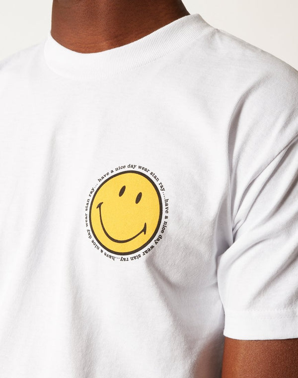 Stan Ray - Smiley Tee White