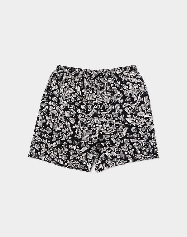 Stan Ray - Volley Short Tom Tom Batik Black