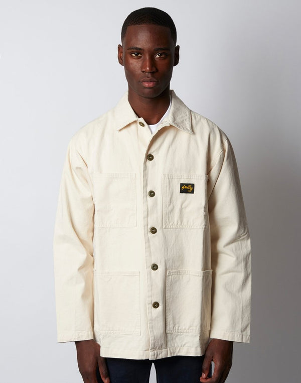 Stan Ray - Work Jacket Natural Drill