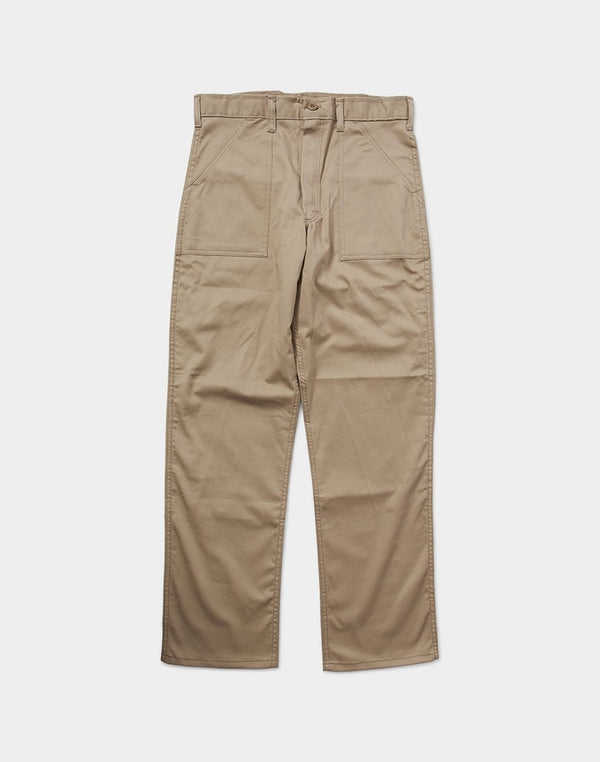 Stan Ray - Wide Leg Painter Pant Natural Drill