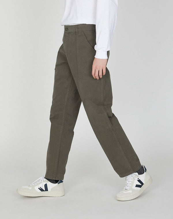 The Idle Man - Utility Chino Khaki