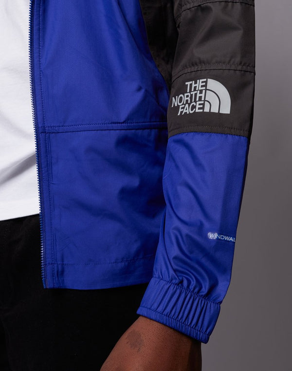 The North Face - Mountain Light Windshell Jacket Lapis Blue
