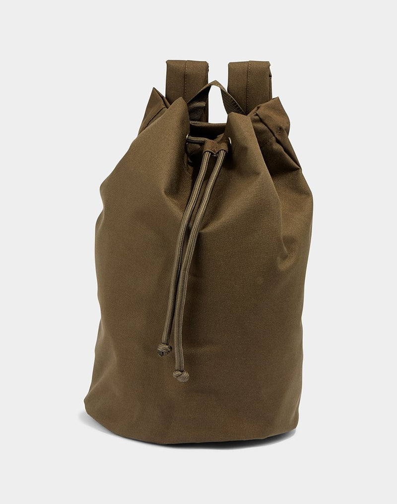 The Idle Man - Drawstring Backpack Khaki