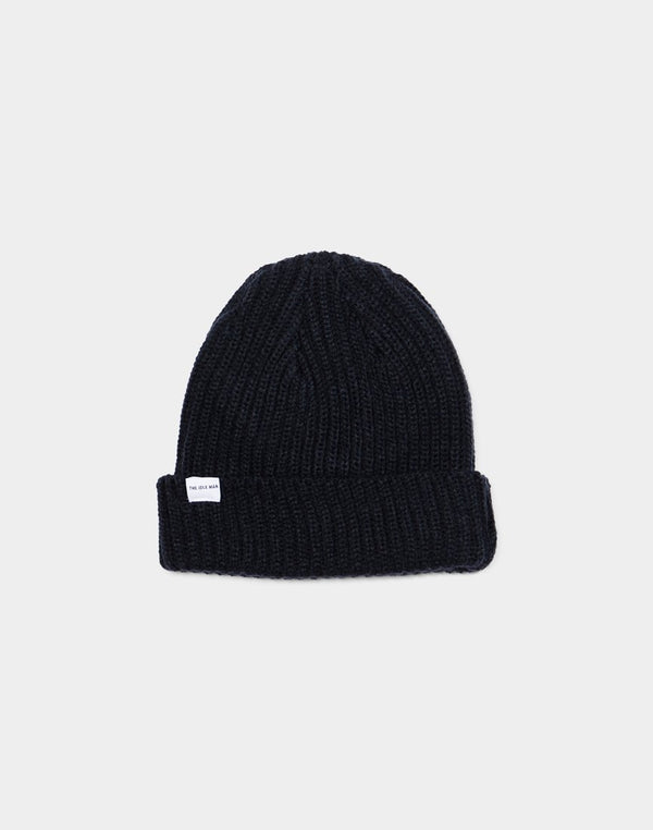 The Idle Man - Fisherman Beanie Navy