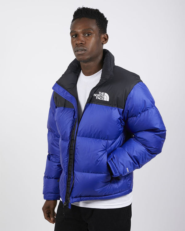 The North Face - 1996 Retro Nuptse Jacket Aztec Blue