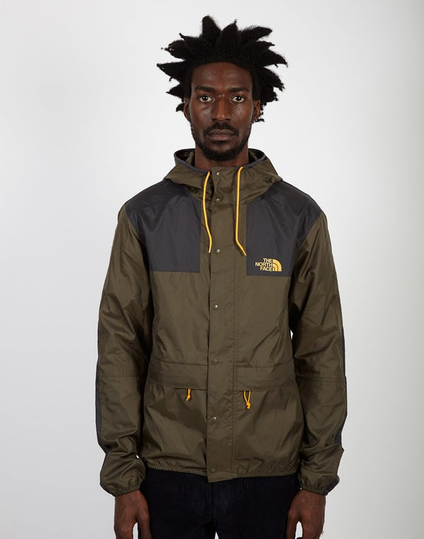 The North Face - 1985 Seasonal Mountain Jacket Taupe Green