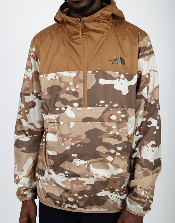 The North Face - Novelty Fanorak Camo Desert Khaki