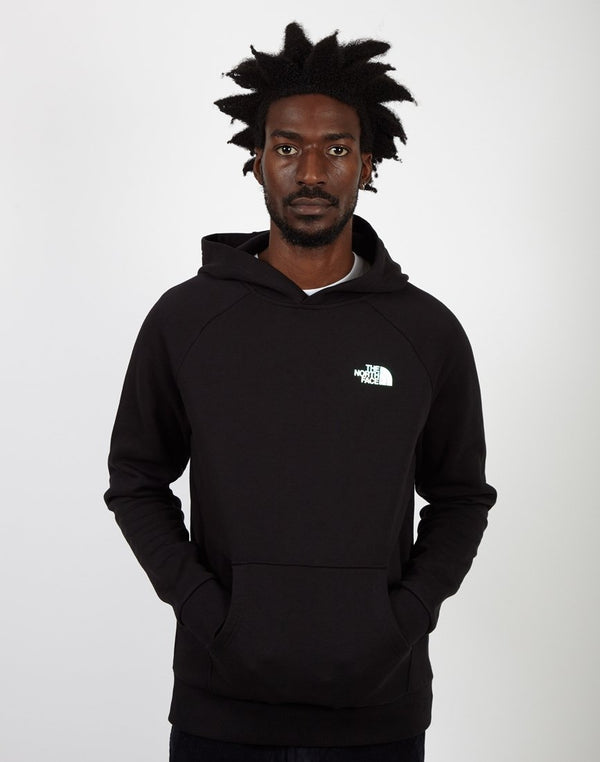 The North Face - Raglan Redbox Hoodie Iridescent