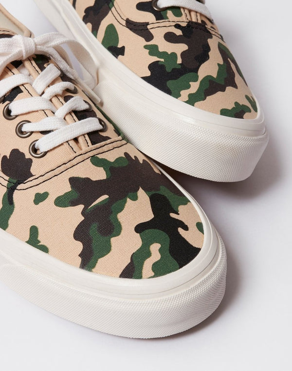 Vans - Authentic 44 DX Anaheim Camo Green