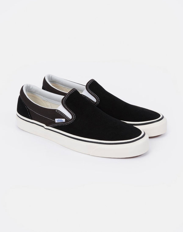 Vans - Classic Slip-On 98 DX Suede Anaheim Original Black