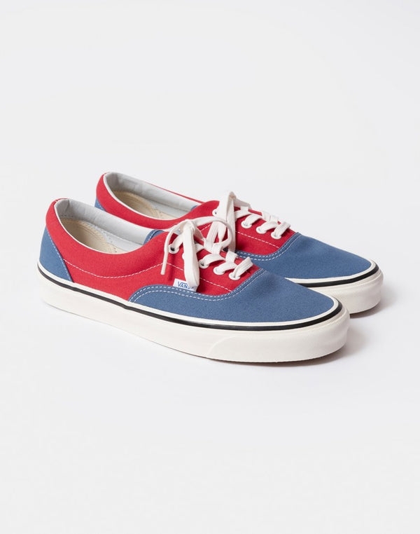 Vans - Era 95 DX Anaheim Red & Blue