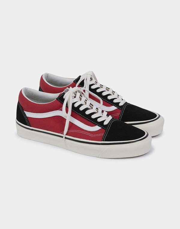 Vans - Old Skool 36 DX Red & Black
