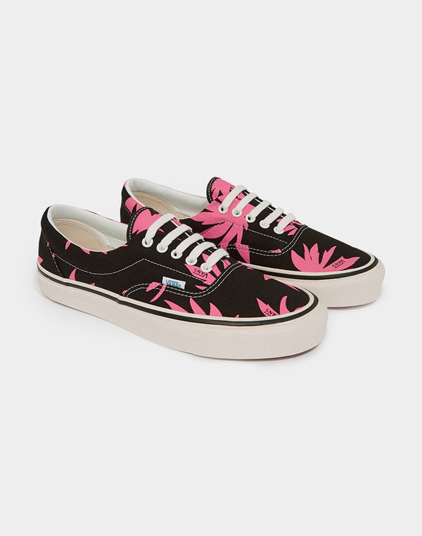 Vans - Anaheim Era Trainers in Leaf Print