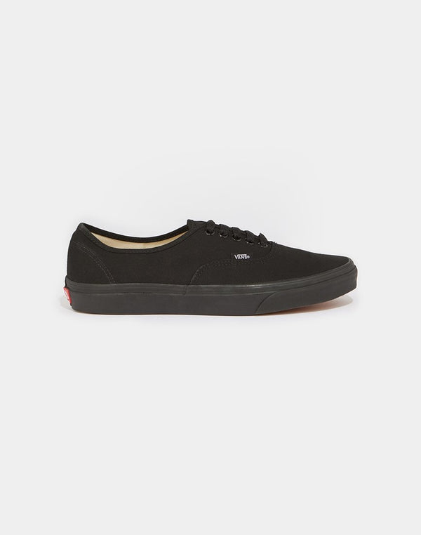 Vans - Classic Authentic Trainers All Black
