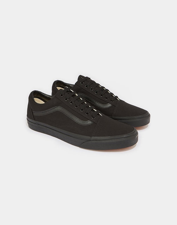 Vans - Classic Old Skool Trainers All Black