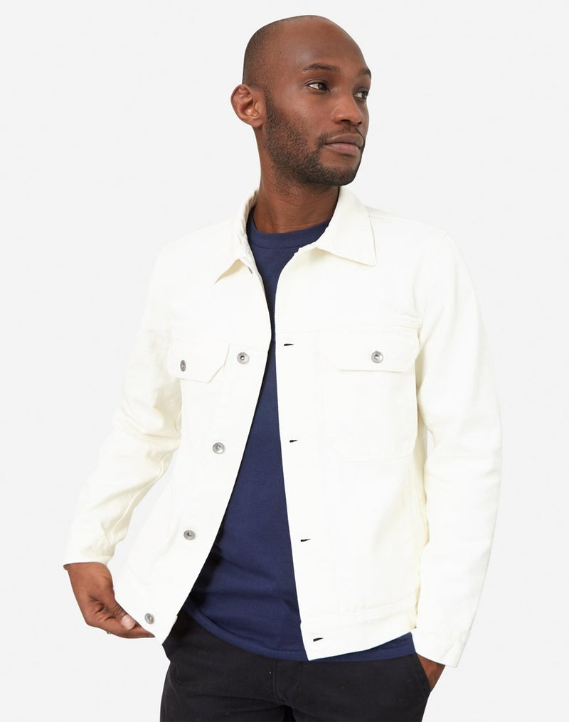 Albam - GD Utility Jacket White