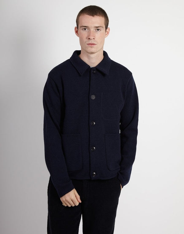 Albam - Milano Work Jacket Navy