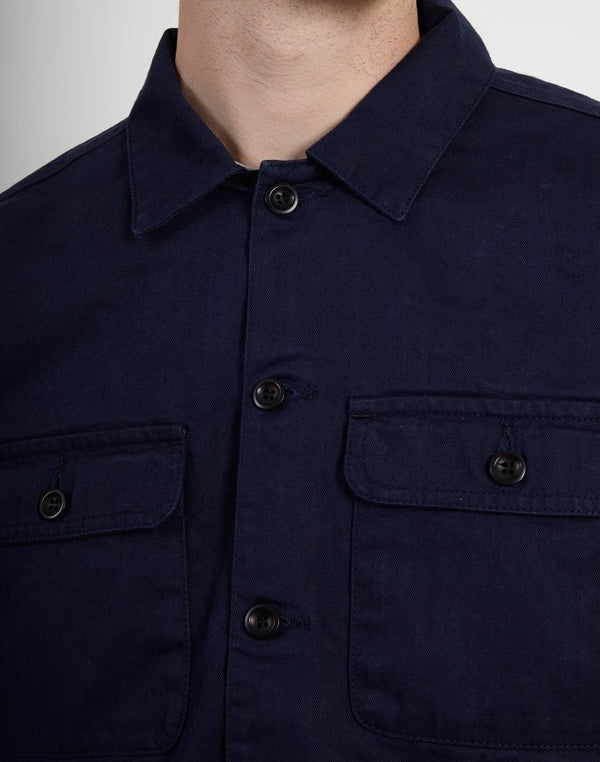 Albam - Pressed Shirt Blue