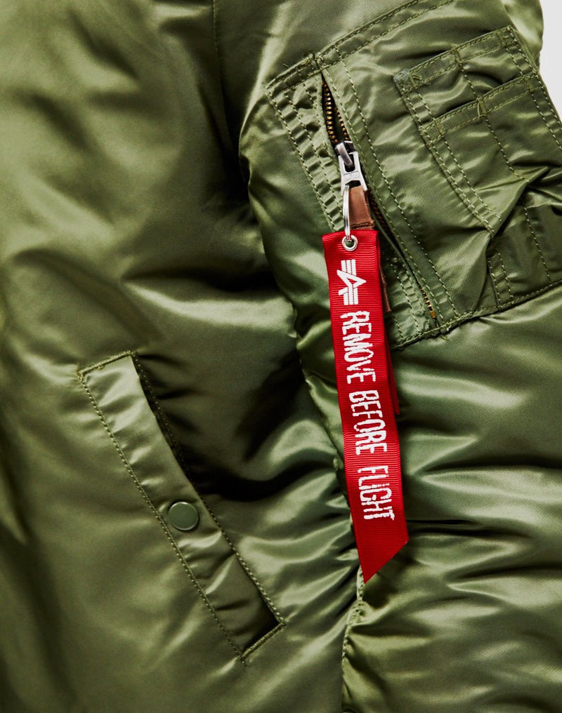 Alpha Industries - MA1 VF-59 Bomber Jacket Green