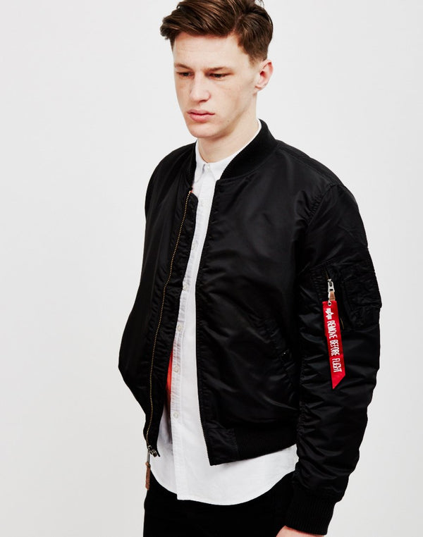 Alpha Industries - MA1 VF 59 Bomber Jacket Black