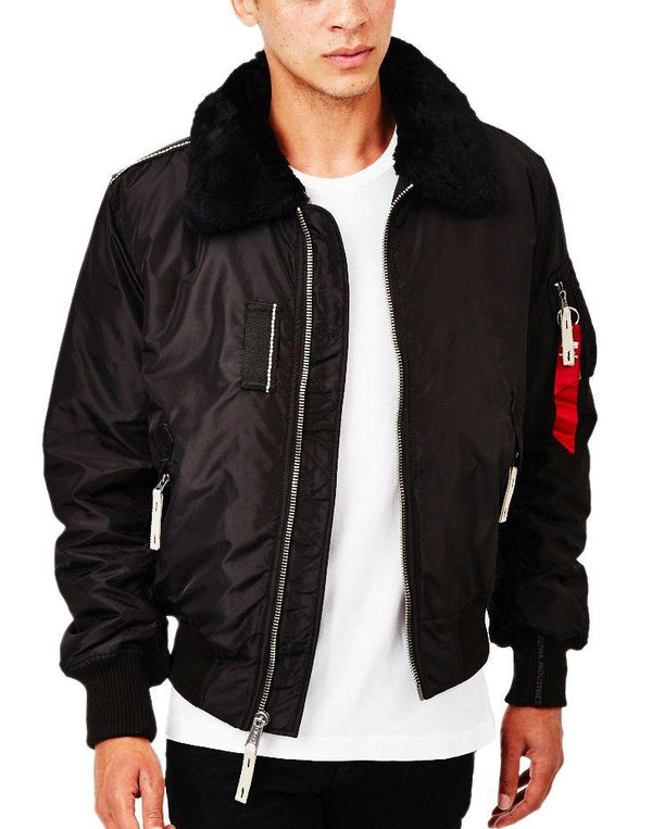 Alpha Industries - Injector III Jacket Black