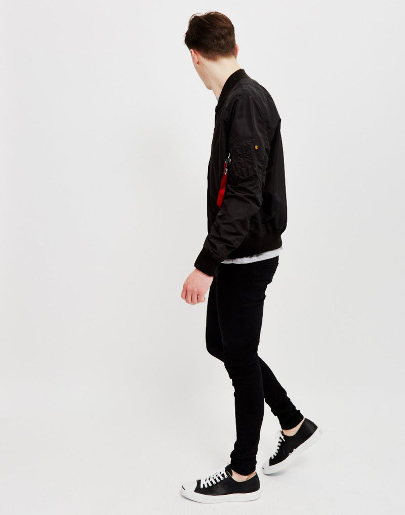 Alpha Industries - MA-1 TT Bomber Jacket Black