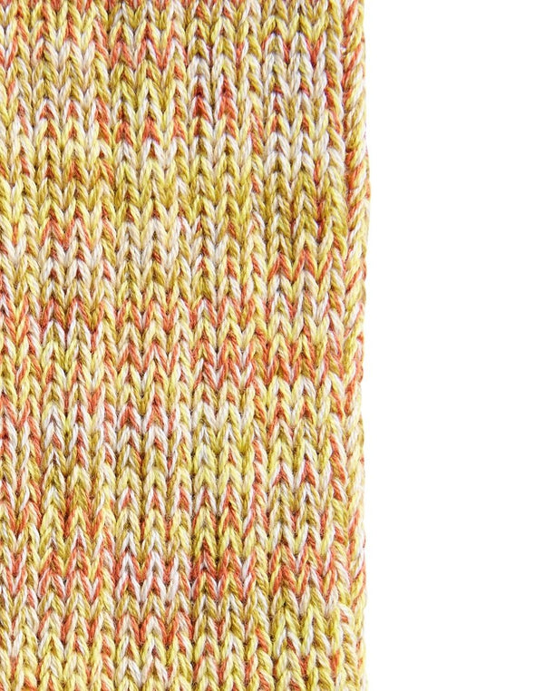 Anonymous - Ism Twisted Yarns 5 Colour Sock Yellow & Orange