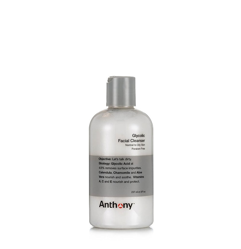 Anthony - Glycolic Facial Cleanser