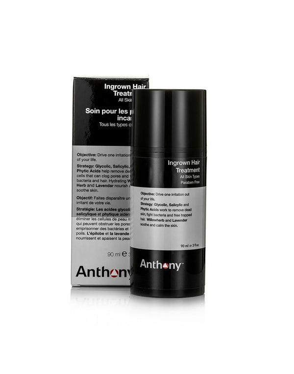 Anthony - Ingrown Hair Treatment