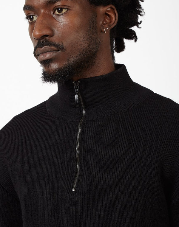 Armor Lux - Pull Chateaulin Jumper Black