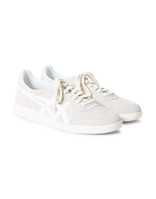 Asics - Viccka TRS Suede Trainer Off White
