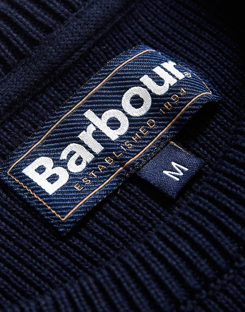 Barbour - Ballam Crew Navy