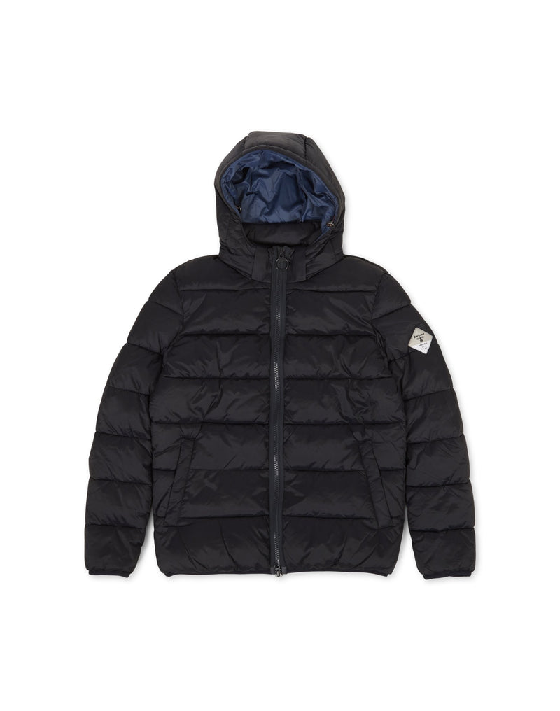 Barbour - Beacon Hike Quilted Jacket Navy
