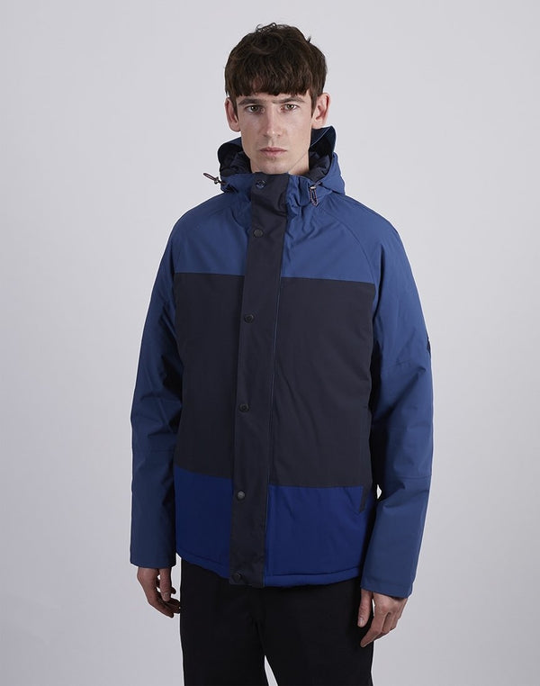 Barbour - Beacon Scout Jacket Blue