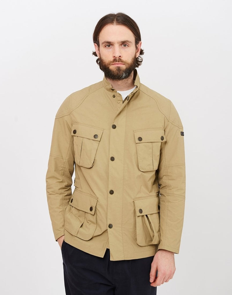 Barbour - International Guard Casual Jacket Tan