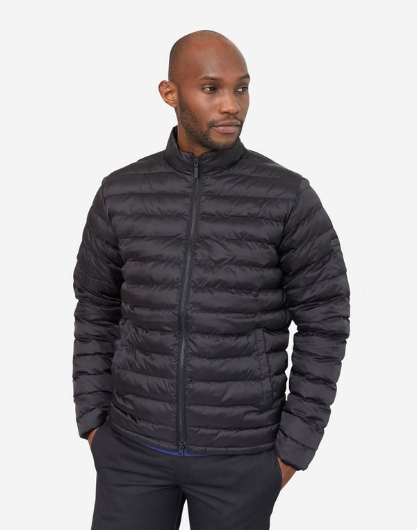 Barbour - International Impeller Quilted Jacket Black