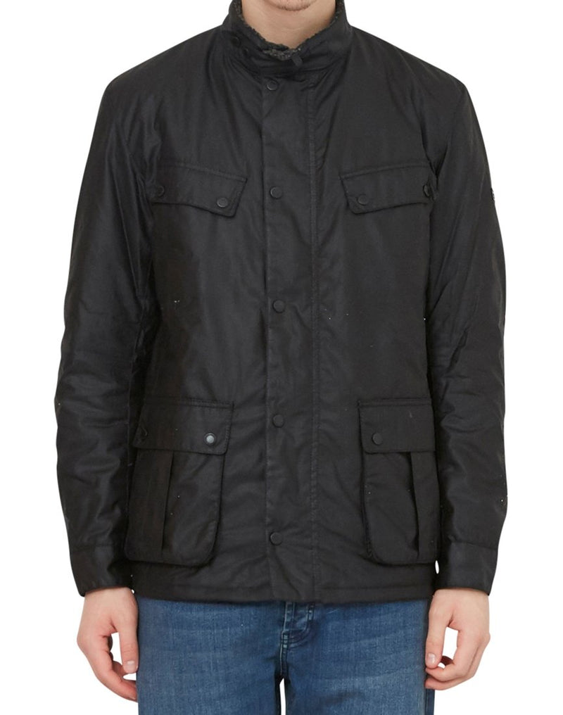 Barbour - International Viscount Jacket Black