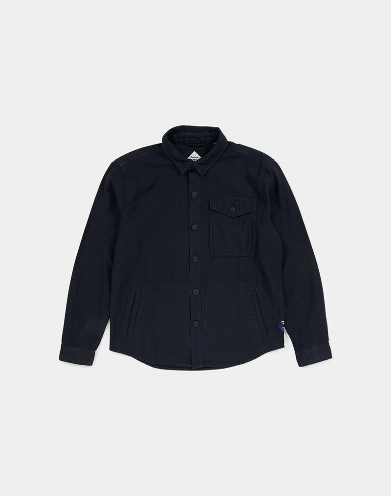 Barbour - Wyke Overshirt Blue