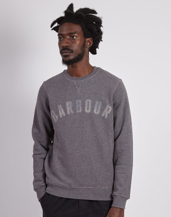 Barbour - Logo Sweatshirt Grey