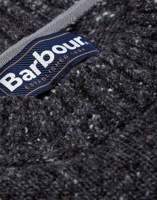 Barbour - Netherton Crew Grey