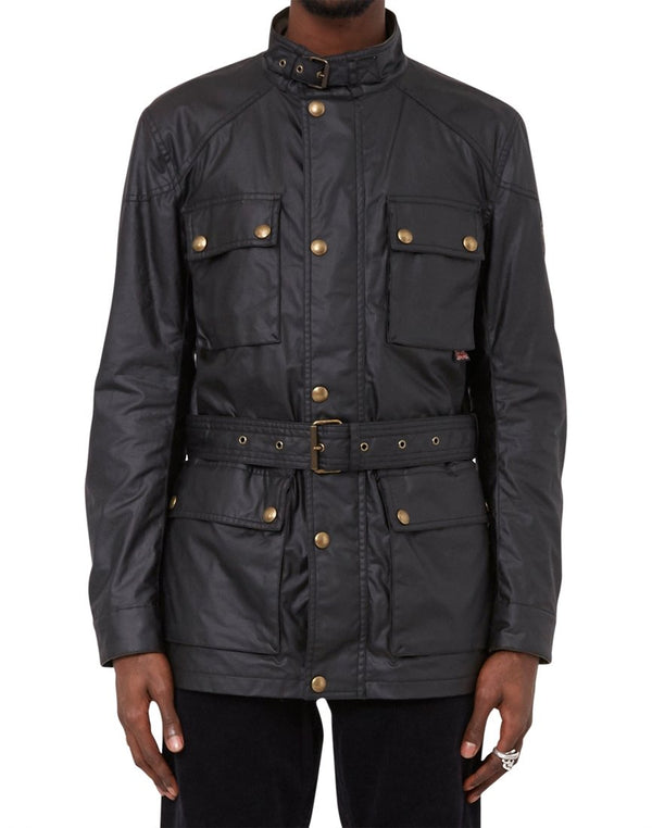 Belstaff - Roadmaster Wax Jacket Black