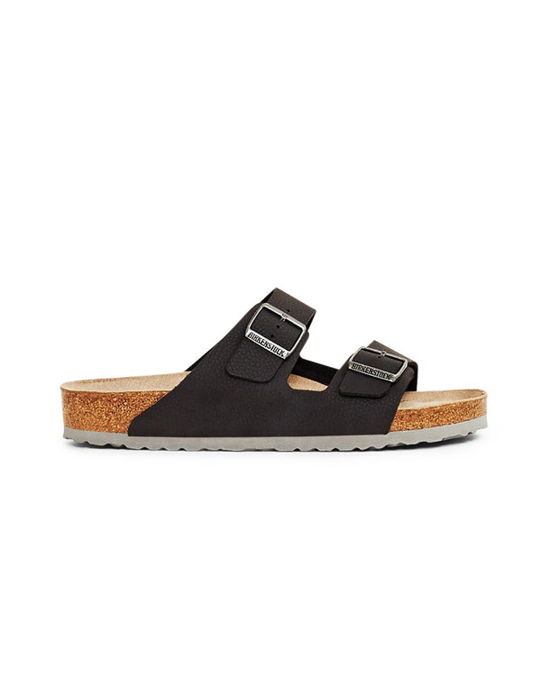 Birkenstock - Two Tone Arizona Sandal Black